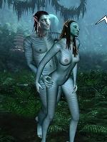 The Avatar Cartoon Erotic